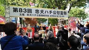 ハチ公慰霊祭の口コミ・写真