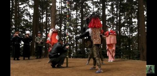 浅間神社の獅子舞(東秩父村)の口コミ・写真