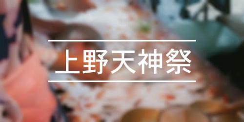 祭の日 上野天神祭