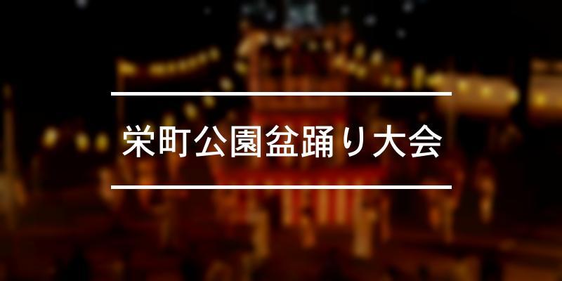 栄町公園盆踊り大会 2019年 [祭の日]