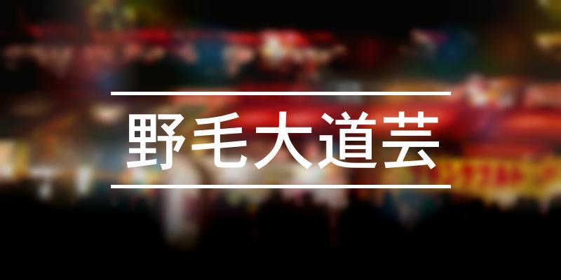 野毛大道芸 2019年 [祭の日]