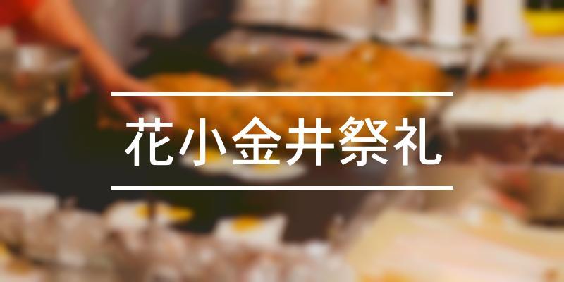 花小金井祭礼 2019年 [祭の日]