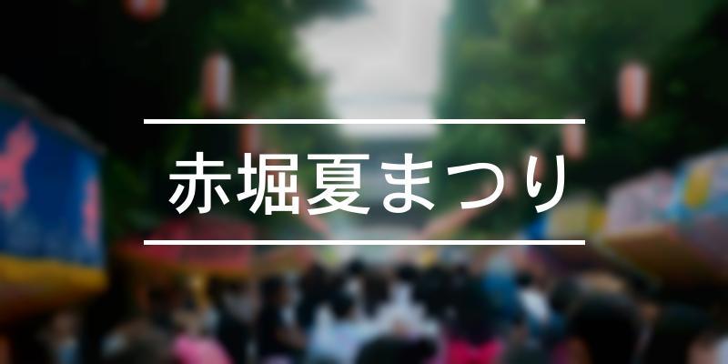 赤堀夏まつり 2019年 [祭の日]