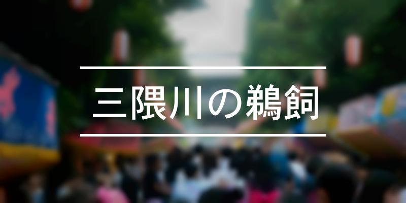 三隈川の鵜飼 2019年 [祭の日]