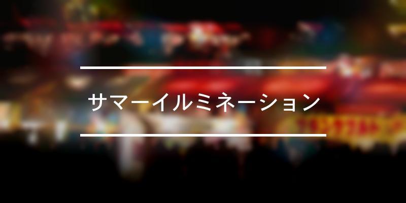 サマーイルミネーション 2020年 [祭の日]