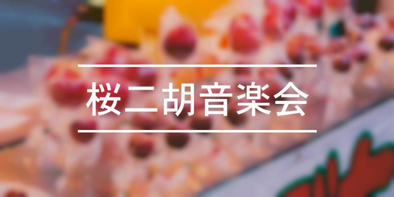 桜二胡音楽会 2020年 [祭の日]