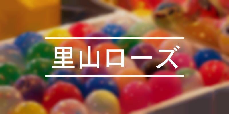 里山ローズ 2021年 [祭の日]