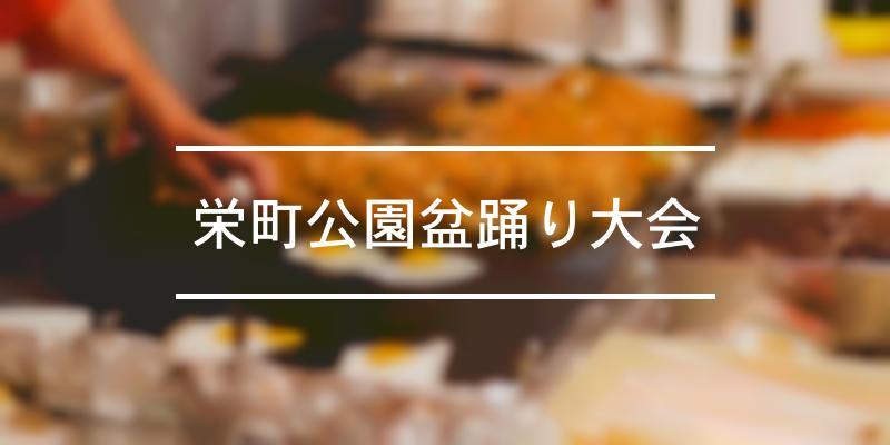 栄町公園盆踊り大会 2020年 [祭の日]