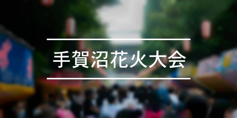手賀沼花火大会 2021年 [祭の日]
