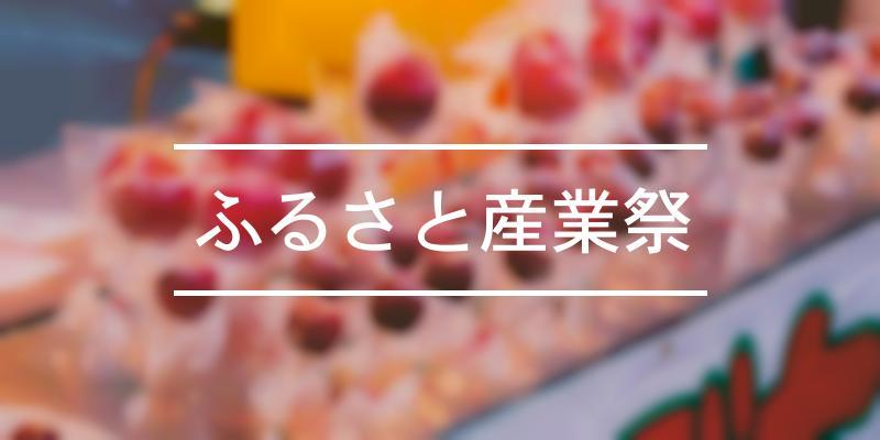 ふるさと産業祭 2020年 [祭の日]