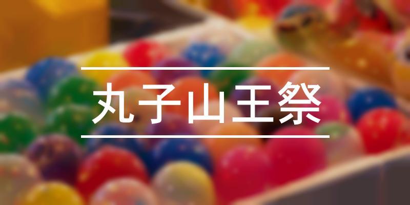 丸子山王祭 2020年 [祭の日]