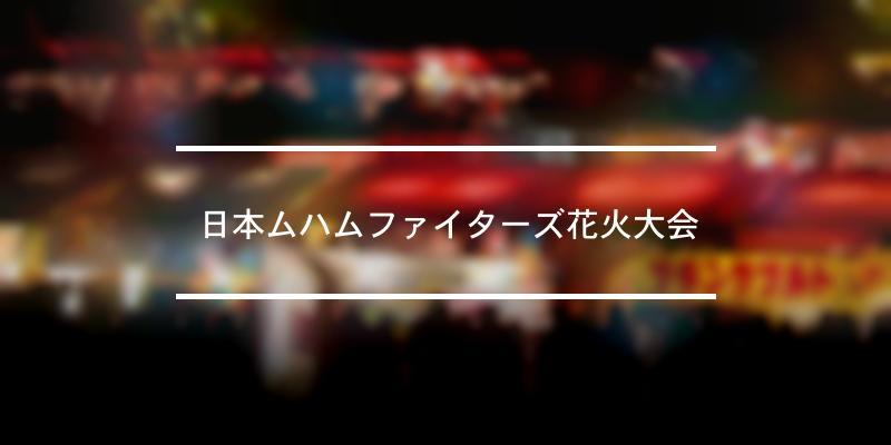日本ムハムファイターズ花火大会 2021年 [祭の日]