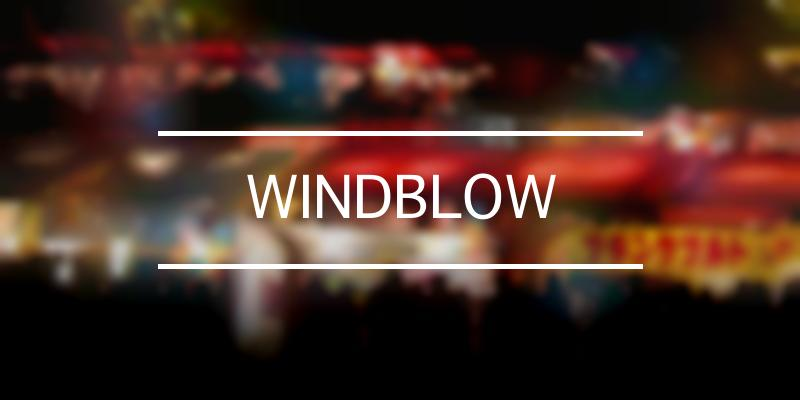 WINDBLOW 2020年 [祭の日]