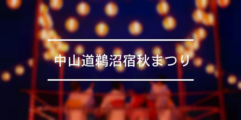 中山道鵜沼宿秋まつり 2021年 [祭の日]