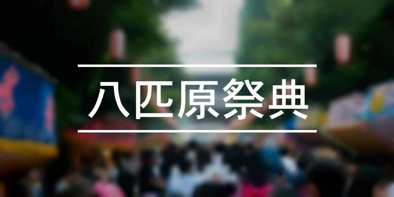八匹原祭典 2021年 [祭の日]