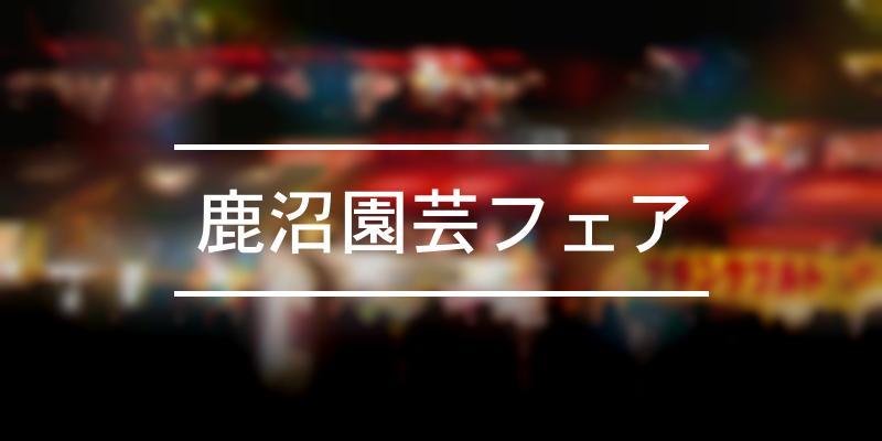 鹿沼園芸フェア 2021年 [祭の日]