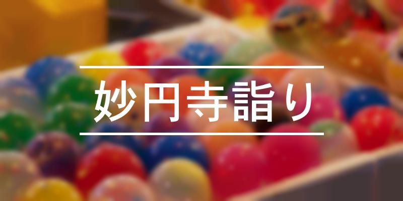 妙円寺詣り 2021年 [祭の日]