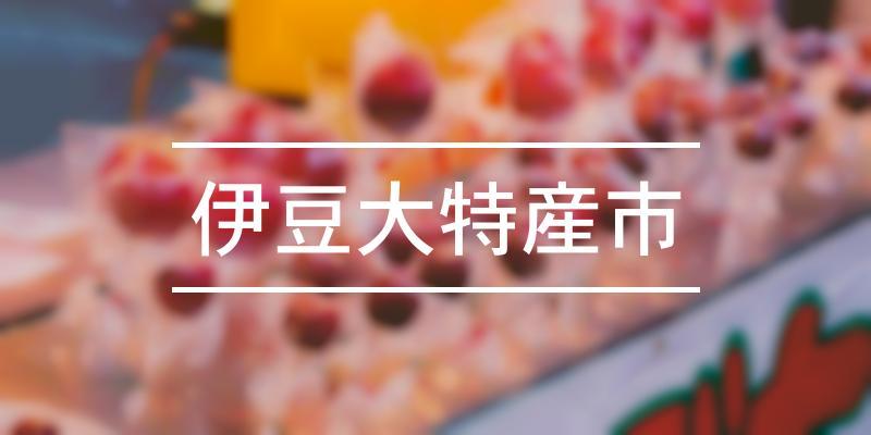 伊豆大特産市 2020年 [祭の日]