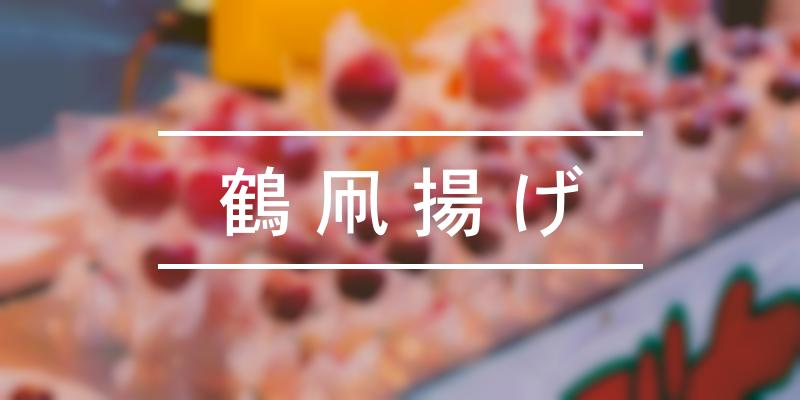 鶴凧揚げ 2021年 [祭の日]