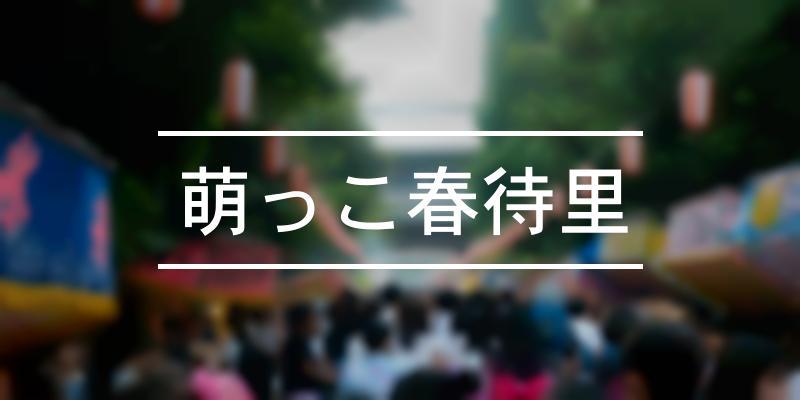 萌っこ春待里 2021年 [祭の日]