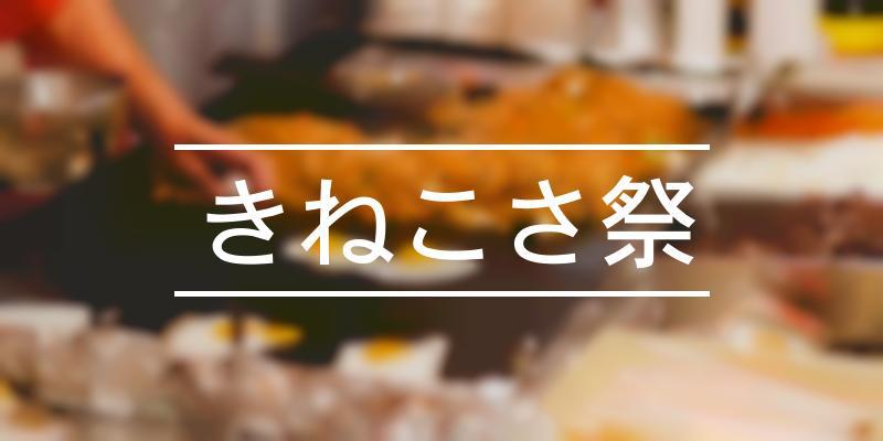 きねこさ祭 2021年 [祭の日]