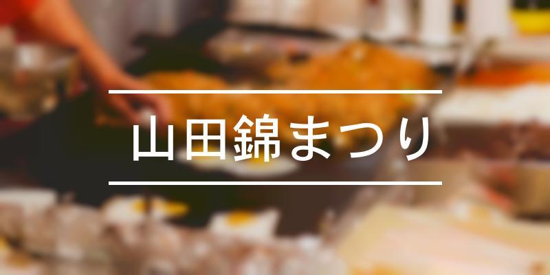 山田錦まつり 2021年 [祭の日]