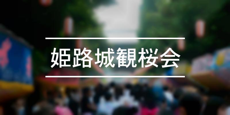 姫路城観桜会 2021年 [祭の日]
