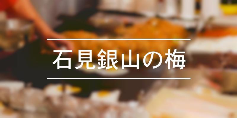 石見銀山の梅 2021年 [祭の日]