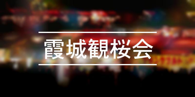霞城観桜会 2021年 [祭の日]