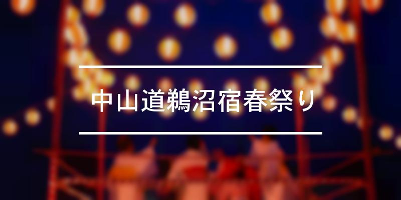 中山道鵜沼宿春祭り 2021年 [祭の日]