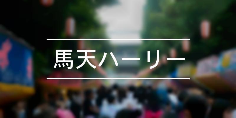 馬天ハーリー 2021年 [祭の日]